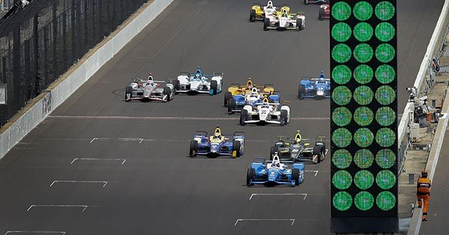 33 Car Field Tradition in Indy 500 2018