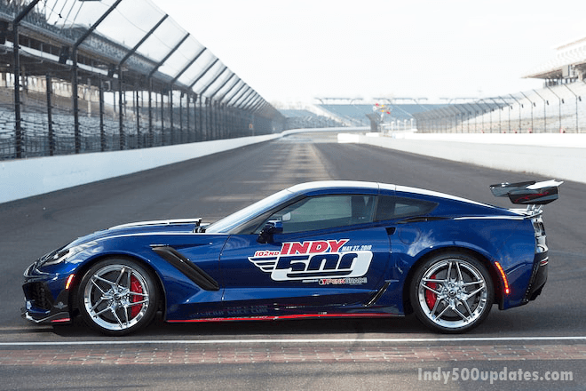 Indy 500 2018 Pace Car